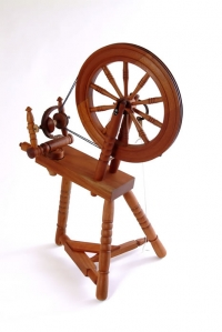 Full-size Spinning Wheel